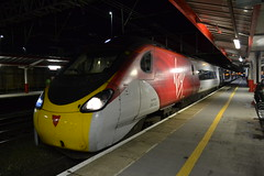 Virgin Trains Pendolino 390122 (Will Swain) Tags: crewe station 3rd october 2019 cheshire north west south county train trains rail railway railways transport travel uk britain vehicle vehicles england english europe transportation class virgin pendolino 390122 390 122 4th