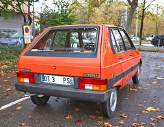 Citroen Visa II Club (olds.wolfram) Tags: citroen visa auto car oldtimer