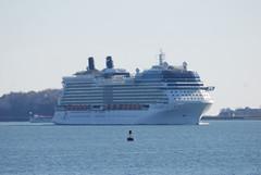 Celebrity Silhouette (jelpics) Tags: celebrity celebritycruises celebritysilhouette boat bos boston bostonharbor bostonma harbor massachusetts ocean port sea ship vessel massport