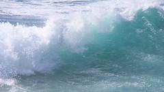 wave - sao mateus da calheta (Jörg Schulte) Tags: portugal azoren atlantik terceira praia da vitória furnas do enxofre serra de santa bárbara meer mare wellen waves wasser