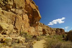 Chaco Petroglyph Trail (skybeing) Tags: chaco canyon petroglyphs national monument desert southwest newmexico native amercian chacoan ruins