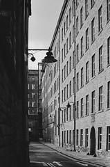 000100010010_21_DxO_Nik_DxO (Douglas Jarvis) Tags: film ilford hp5 halifax dean clough nikon compact l35af architecture mill building history historic mono