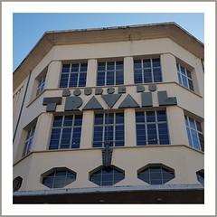 Lyon - Bourse du Travail - Art-Déco (larsen Detdl) Tags: lyon boursedutravail placeguichard france rhône mosaïquemonumentale artdéco classémh1989 mh monumenthistorique classémh charlesmeysson