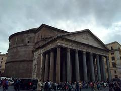 Italy - Rome - Pantheon (JulesFoto) Tags: italy rome roma church