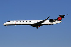 CRJ900.C-FTJZ (Airliners) Tags: aircanada aircanadaexpress jazz jazzair crj 705 900 crj705 crj900 canadair canadaircrj canadaircrj705 canadaircrj900 canadairregionaljet bwi cftjz 11219