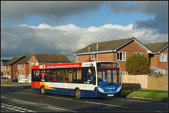 Sunday D2 (Jason 87030) Tags: e200 enviro 37064 branded branding northampton daventry northants northamptonshire wheels light houses estate stefenhill christchurchdrive| clouds weather sony alpha a6000 ilce lens tag transport roite service sunday