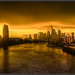 Mainhattan Sunset HDR