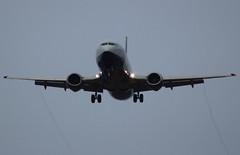 West Atlantic UK G-JMCS Boeing 737-4Y0SF flight NPT900T Crew Training at Teesside Airport MME England UK (thelastvintage) Tags: boeing 7374y0sf first flight date 07011991 17011991 malaysiaairlines 9mmjn 26041995 csa okwgf 20042006 aerosvitairlines urvvn 04022014 jettime oyjtk 01012017 westatlanticuk gjmcs 11052017 atlanticairlines npt900t crew training teessideairport mme england uk