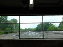 Window View (failing_angel) Tags: 180519 london piccadillylinetour londonboroughofenfield arnosgrove charlesholden adamsholdenandpearson charleshutton frankpick