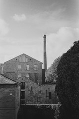 000100010022_15_Nik_DxO (Douglas Jarvis) Tags: film nikon l35af ilford hp5 halifax dean clough mill architecture building