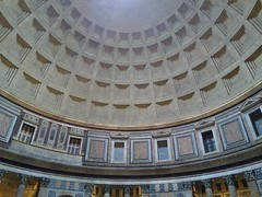 Italy - Rome - Pantheon - Dome (JulesFoto) Tags: italy rome roma pantheon church dome