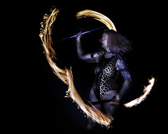 02469376423068-118-19-11-Kimberley the Fire Dancer in the Desert-3 (Don't Mess With Jim) Tags: america canon5dmarkiv nevada night people places tamron2470mmf28divcusdg2 usa dancer fire flash woman