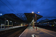 (Will Swain) Tags: crewe station 5th october 2019 cheshire north west south county train trains rail railway railways transport travel uk britain vehicle vehicles england english europe transportation class