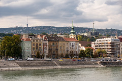 Buda... (hanschristian_nielsen) Tags: budapest city hungary river house hill