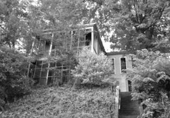 Infrared Experiment 1 (Harold Gee) Tags: natchezms natchez gxr ricohgxr 2019 digitalinfrared infrared bw