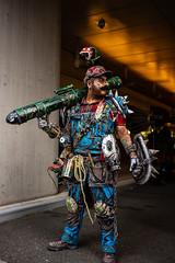 NYCC 2019 (SheehanRaziel) Tags: nycc 2019 new york comic con manhattan city cosplay costumes mario borderlands