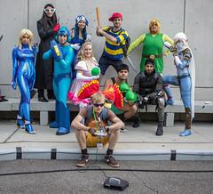 NYCC 2019 (SheehanRaziel) Tags: nycc 2019 new york comic con manhattan city cosplay costumes