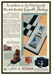 A camera for girls (novice09) Tags: advertising advert magazinead kodak ipiccy