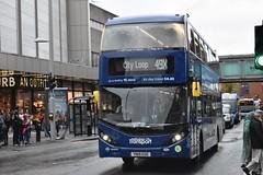 Nottingham City Transport 491 (Ash Hammond) Tags: nottinghamcitytransport scanian280ud alexanderdennisenviro400cbgcity 491 yn19ege
