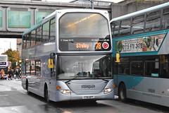 Nottingham City Transport 919 (Ash Hammond) Tags: nottinghamcitytransport scanian230ud optareomnidekka 919 yt61gpy