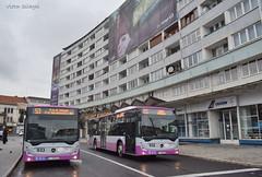 Mercedes-Benz Conecto Euro 6 - 932 + 933 - 31.10.2019 (2) (VictorSZi) Tags: romania clujnapoca ctpcluj transport publictransport autumn toamna nikon nikond5300 bus autobuz