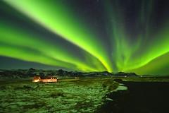 s 20192610_Budir Hotel area Aurora_DSC_1268 (Andrew JK Tan) Tags: northernlights auroraborealis aurora iceland nikonz7 nightscape