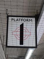 Platform 1 (failing_angel) Tags: 180519 london piccadillylinetour londonboroughofenfield arnosgrove charlesholden adamsholdenandpearson charleshutton frankpick