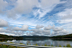 on the road - new hampshire (JimmyPierce) Tags: ontheroad newhampshire moorereservoir