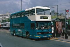 Stevensons (Arriva) 1952 (A152 UDM) (SelmerOrSelnec) Tags: stevensons arriva leyland olympian ecw a152udm manchester piccadillybusstation crosville bus