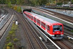 P1970040 (Lumixfan68) Tags: eisenbahn züge triebzüge baureihe 474 et hamburger sbahn hamburg vollzug stadtverkehr deutsche bahn db lhb alstom