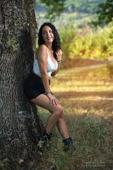 Federica (Pasquale D'Anna) Tags: federica modella model girl girls ragazza fashion brunette beautiful beautifulgirl shooting shot photoshooting nature photo photography photooftheday photoportrait portrait