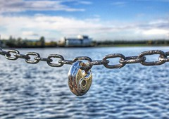 Locked (LeanneHall3 :-)) Tags: groupenuagesetciel landscape skyscape lake doncaster lock