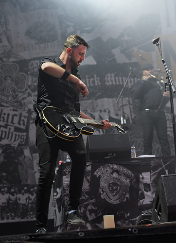 James Lynch | Dropkick Murphys