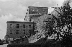 000100010024_17_Nik_DxO (Douglas Jarvis) Tags: film ilford hp5 halifax mil dean clough architecture building nikon l35af