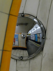 Cut off the Circle (failing_angel) Tags: 180519 london piccadillylinetour londonboroughofenfield charlesholden southgate undergroundstation adamsholdenandpearson londonpassengertransportboard frankpick
