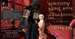 Naught Nuns, Angles & Men Inbetween !! (Conor Roecastle) Tags: hydra fredy conor party trance kinky nuns naughty angels devils playtime tgiftrance