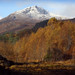 Sgurr Na Lapaich after the snow