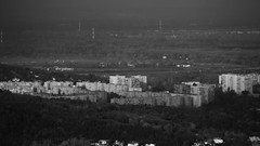 Óbuda, Budapest,Hungary (fargo_1980) Tags: nature city hungary budapest fall auatumn love cuple lovers black white color afternoon natural leave zoom canon suburb building sepia landscape art far away
