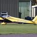 EGHL - Scheibe SF-25C Rotax-Falke - G-CCHX