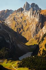 Fählensee - Appenzell Innerrhoden - Schweiz (Felina Photography - www.mountainphotography.eu) Tags: mountainphotography felinafoto felina alpen alpi alps alpine alpino bergsee zwitserland svizra suisse svizzera lago meer see lac lake schweiz switzerland innerrhoden appenzell fählensee alpstein