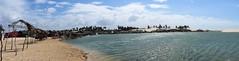 Tatajuba - Lagoa Grande (sileneandrade10) Tags: sileneandrade lagoagrande tatajuba camocim lagoa ceará paisagem landscape viagem turismo travel natureza nature nikoncoolpixp1000 nikoncorporationcoolpixp1000 nikon céu sol praia areia duna painel pano panorâmica panorama