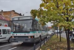 352 - R - 31.10.2019 (VictorSZi) Tags: romania clujnapoca ctpcluj transport publictransport autumn toamna nikon nikond5300 bus autobuz