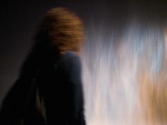 woosh (grannie annie taggs) Tags: blur art exhibition