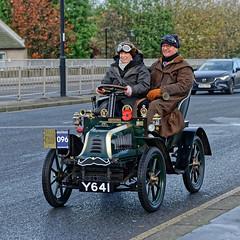 Baby Peugeot (Croydon Clicker) Tags: car veteran automobile old classic rally wheels road street people annual croydon london surrey nikon nikkor