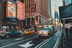 7th Avenue (Raúl Urrutia) Tags: usa nuevayork newyork manhattan nyc