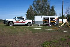 Bush Fire Truck (Bracus Triticum) Tags: bush fire truck アルバータ州 alberta canada カナダ 8月 八月 葉月 hachigatsu hazuki leafmonth 2019 reiwa summer august