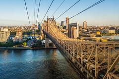 Queensboro bridge (Raúl Urrutia) Tags: usa newyok nuevayork nyc