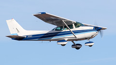 Cessna 172N Skyhawk II N739LB (ChrisK48) Tags: airplane aircraft 1978 dvt phoenixaz kdvt cessna172n n739lb skyhawkii phoenixdeervalleyairport