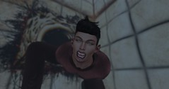 I'm not crazy! (Samurai Story) Tags: secondlife fantasy virtualworlds roleplay