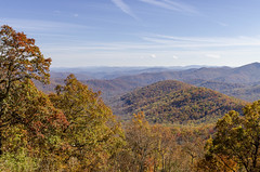 Fall Blue Ridge Parkway 2019 3 (rschnaible) Tags: fall colors landscape outdoor autumn forest blue ridge parkway north carolina the south mountains